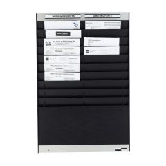 Document Control Panel - 2 Columns - 20 Pockets