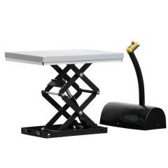 500kg Double Scissor Lift Table