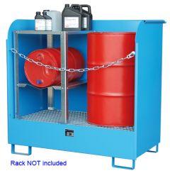 Drum Storage Unit