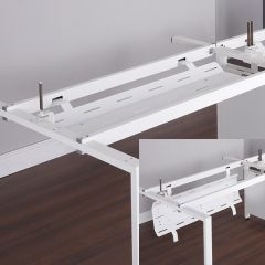 Central Drop Down Cable Tray & Bracket