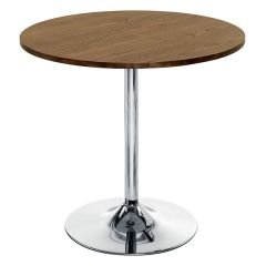 Callington Trumpet Base Table - Walnut