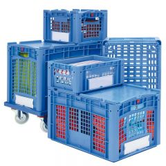 Euro Containers - Perforated