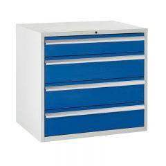 900 Euroslide Cabinets - 4 Drawers.