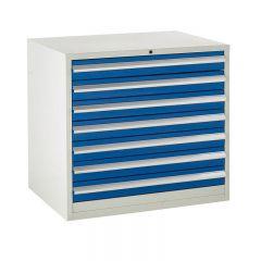 900 Euroslide Cabinets - 7 Drawers.