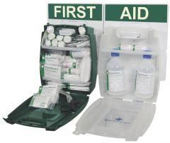 Eyewash and First Aid Point