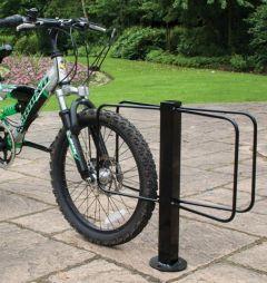 Floor Mounted Cost Saver Double Bike Racks