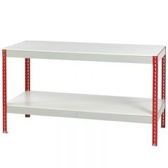 General Purpose Workbenches - Red uprights