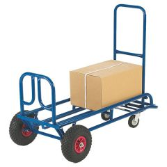 Two Way Cargo Truck as platform truck