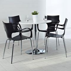 Hartland 4 Leg Table and Chairs Set