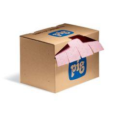PIG Rip-&-Fit Haz-Mat Mat Roll in Dispenser Box