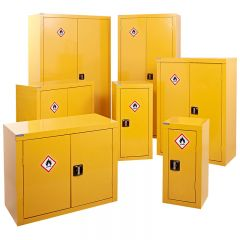 Hazardous Storage Cabinets (CoSHH)