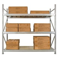 Heavy Duty Galvanised Midispan Racking - Upto 8800kg