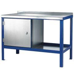 Heavy Duty Steel Workbenches - Blue