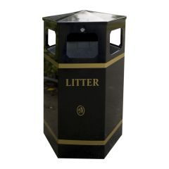 Free Standing Litter Bin