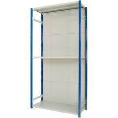 Hook-in Back Cladding for E4 Shelving