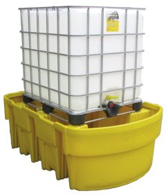 BC Sump Pallet - Compact Storage Station
