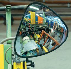 Internal Wide Angle Mirror