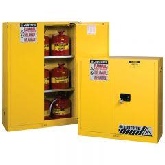 Justrite Hazardous Storage Cabinets