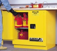 Justrite Undercounter Safety Cabinet