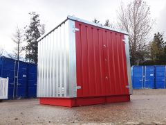 KDC Chemical Stores - shown on site