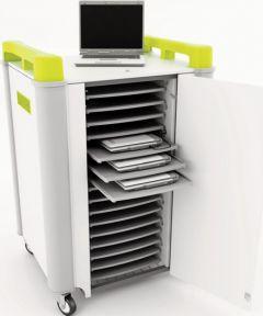 LapCabby Laptop Storage Trolleys - Horizontal Storage