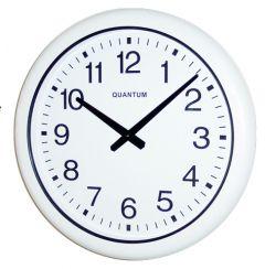 Large Waterproof Quartz & Radio Controlled Wall Clock
