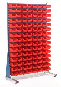 Single sided starter bay, includes 120x TC2 Red