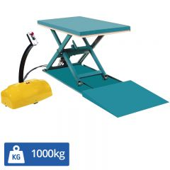Low Height Lift Table - 1000kg Capacity