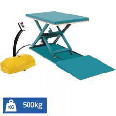Low Height Lift Table - 500kg Capacity