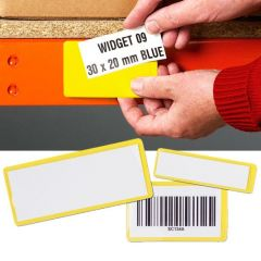 Magnetic & Self-adhesive Ticket Pouches