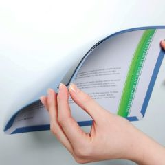 Magnetic Backed Document Pockets