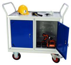 Heavy Duty Maintenance Trolleys with 2 Cupboards