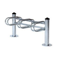 3 Bike Single Sided Cycle Rack