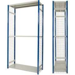 Mesh Side Cladding for E4 Shelving