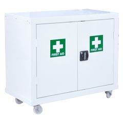 First Aid Mobile Cupboard