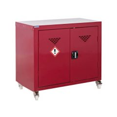 Agrochemical & Pesticide Mobile Cupboards
