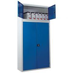 Modular Steel Office Cupboards