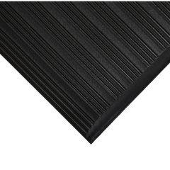 Coba Orthomat Ribbed Black
