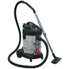 Deluxe Industrial Wet and Dry Vacuum Cleaner 30L