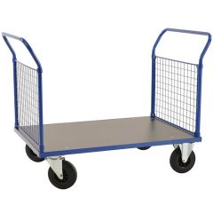 Platform Truck with 2 mesh ends