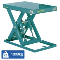Powered HD Scissor Lift Tables - 1000kg