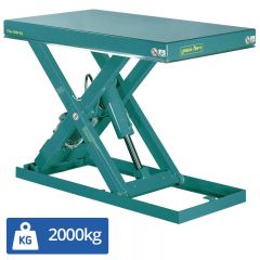Powered HD Scissor Lift Tables - 2000kg