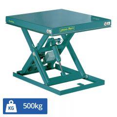 Powered HD Scissor Lift Table - 500kg capacity