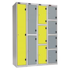 Probe Shockbox Lockers Inset Doors