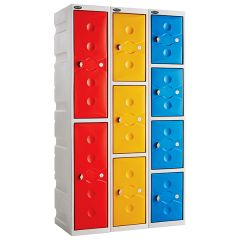Probe Ultrabox Plastic Lockers