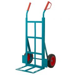 Angle Iron Sack Truck with Wheel Guards 300kg