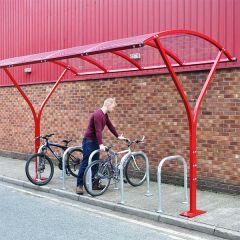 Dalton Cycle Shelters