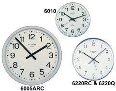 Radio Controlled & Quartz Movement Wall Clock