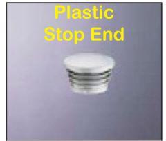 Plastic Stop End