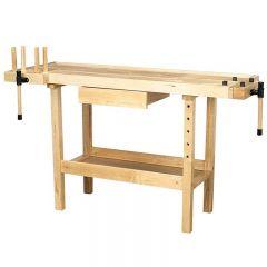 Wooden Workbench - 200kg UDL
